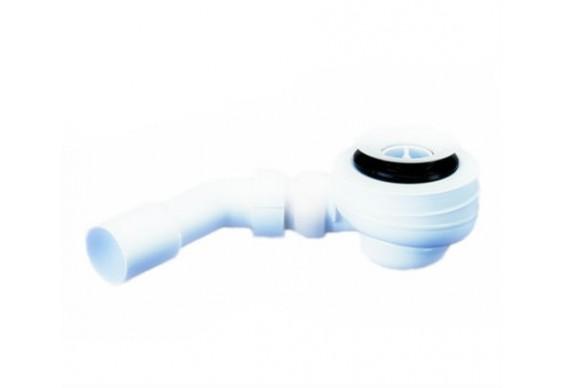 Сифон для душового піддону Sanit Ø 52 мм, злив (34.036.00.0000)