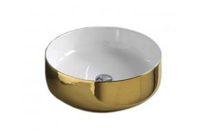 Умивальник на стільницю ArtCeram Cognac 35, gold (COL0040156)
