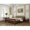 Двоспальне ліжко Естелла Діана 160х200 буковий щит (DV-08)