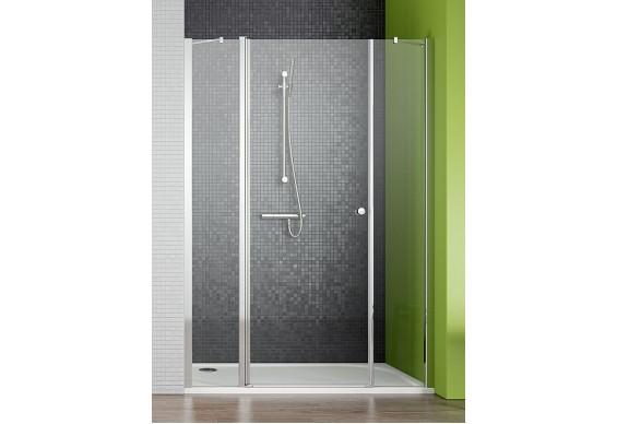 Душові двері в нішу Radaway Eos II DWS 140 ліві, прозоре (3799456-01L)