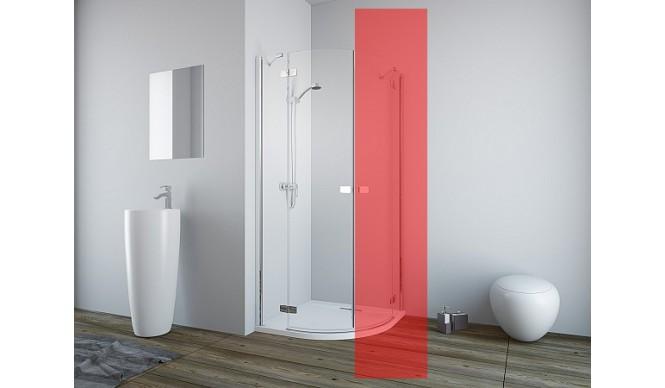 Ліва частина душової кабіни Radaway Fuenta New PDD 90 (384001-01-01L)