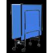 Стіл для настільного тенісу GSI-sport Athletic Strong 274x152,5x76 см Blue