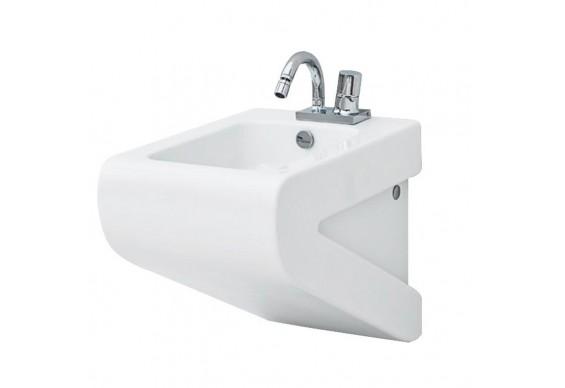 Підвісне біде ArtCeram La Fontana, matt white (LFB0010500)