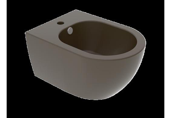 Підвісне біде GSG LIKE 52,5 см matt Coffe (LKBISO018)