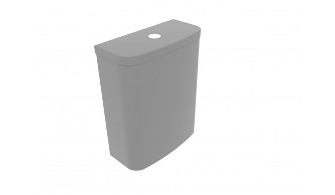 Бачок для унітазу GSG LIKE 69, 36x17xh46,5 см matt Cement (LKCIMBL020)