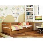 Дитяче ліжко Естелла Нота 90х200 буковий щит (DL-06)