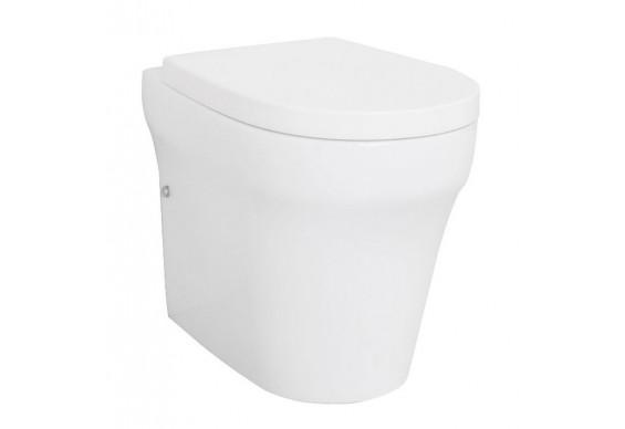 Підлоговий унітаз ArtCeram Pop, white (POV0020100)