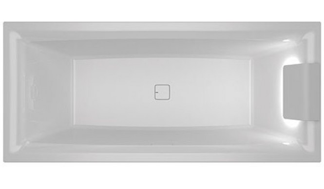 Ванна Riho Still Square LED 170x75 см, R (BR0200500K00130)