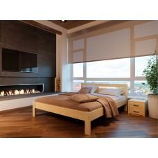 Двоспальне ліжко НеоМеблі Соната 160х190 (NM16)