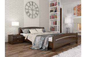Двоспальне ліжко Естелла Венеція 180х190 буковий щит (DV-03.2)