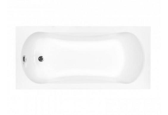 Акрилова ванна Besco Aria 160x70, пряма (WAA-160-PA)