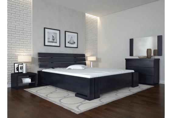 Двоспальне ліжко Арбор Древ Доміно 160х200 сосна (DD160)