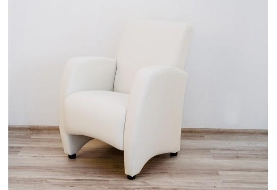 Крісло Embawood Сінді, білий (EW36)