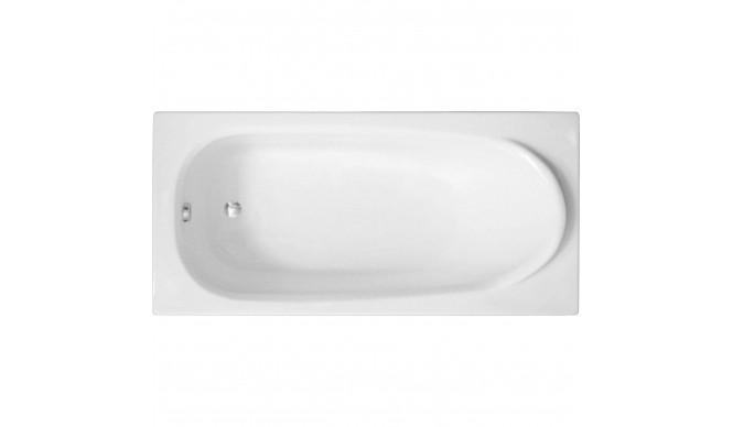 Ванна Polimat Medium 160x75 + ніжки (00223)