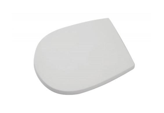 Сидіння з кришкою для унітазу ArtCeram Pop, glossy white (POA00301)