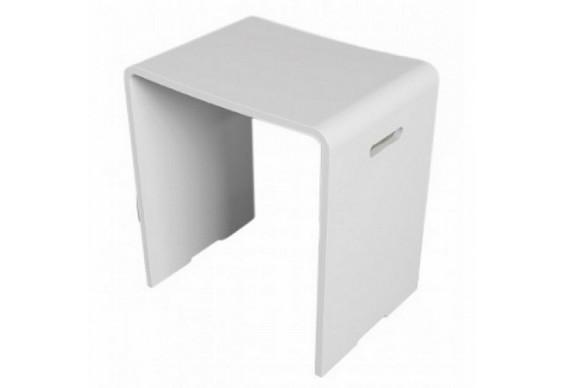 Крісло в ванну Riho 43x40x30 см SOLID SURFACE (AS03005)