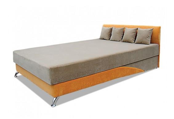 Двоспальне ліжко ТМ Віка Сафарі 160х200 (VKR160)