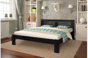 Односпальне ліжко Арбор Древ Шопен 90х200 сосна (HS90)