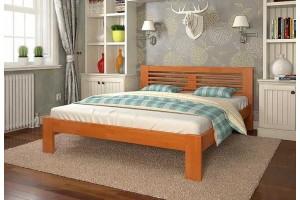 Двоспальне ліжко Арбор Древ Шопен 180х200 бук (HB180)