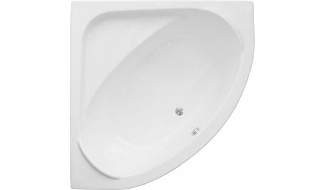 Ванна Polimat Standard кутова 140х140 + ніжки (00254)