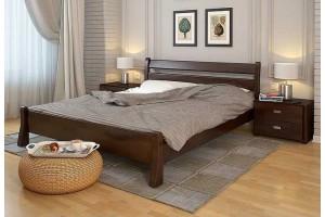 Односпальне ліжко Арбор Древ Венеція 120х200 сосна (VS120)