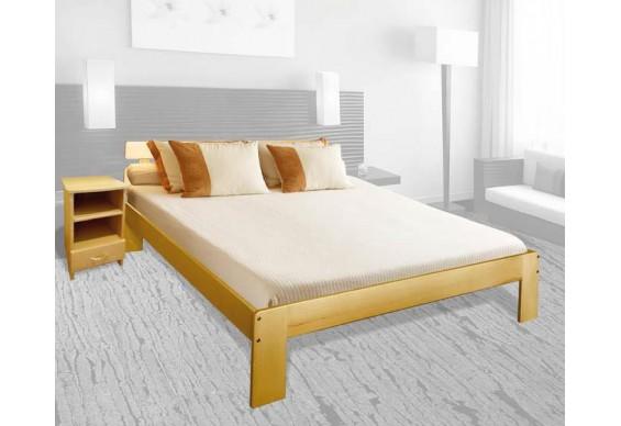 Двоспальне ліжко Берест Вікторія 140х190 (BR65)