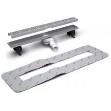 Лінійний трап Radaway, для укладання плиткою від 5 до 7мм, 650мм (5L065B)