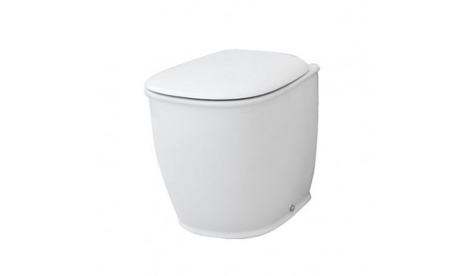 Підлоговий унітаз ArtCeram Azuley, matt white (AZV0020500)