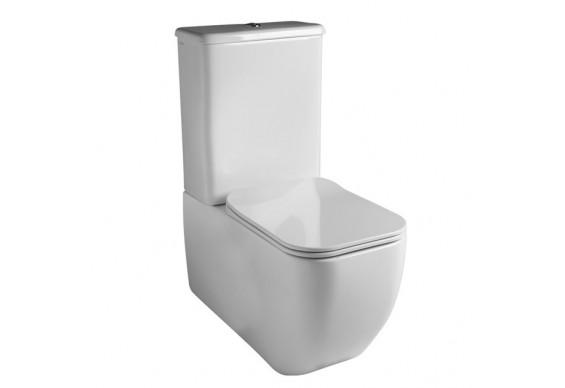 Унітаз моноблок GSG BRIO 69 см Smart Clean white glossy (BRMBL000)