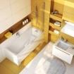 Ванна Ravak Classic 170x70 N (C541000000)