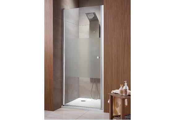 Душові двері в нішу Radaway Eos DWJ 90, інтимато (37903-01-12N)