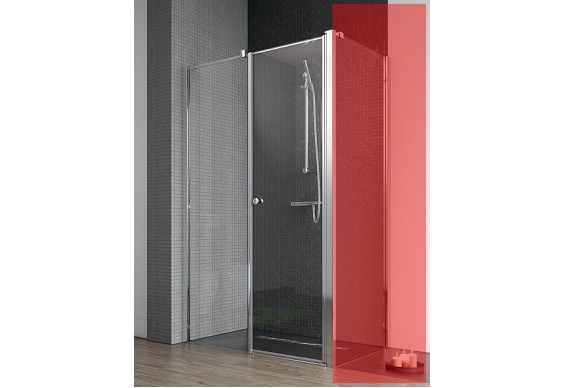 Двері для душової кабіни Radaway Eos II KDS 100 ліві, прозоре (3799482-01L)