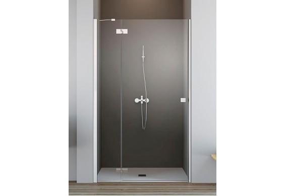 Душові двері в нішу Radaway Essenza New DWJ 80 ліві (385012-01-01L)