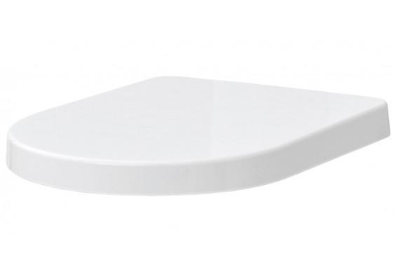 Сидіння soft-close з кришкою для унітазу ArtCeram File 2.0, glossy white (FLA00201)