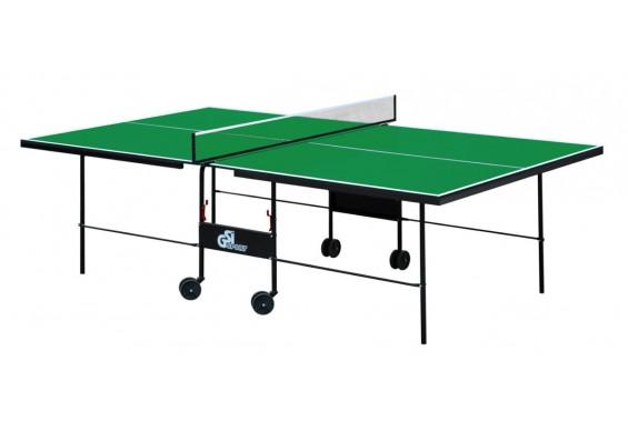 Стіл для настільного тенісу GSI-sport Athletic Strong 274x152,5x76 см Green