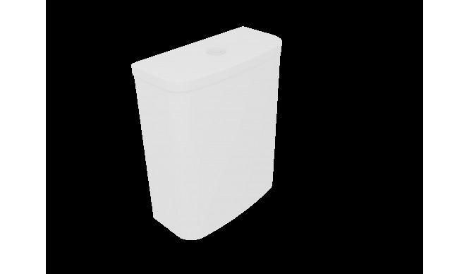 Бачок для унітазу GSG LIKE 69, 36x17xh46,5 см white matt (LKCIMBL001)