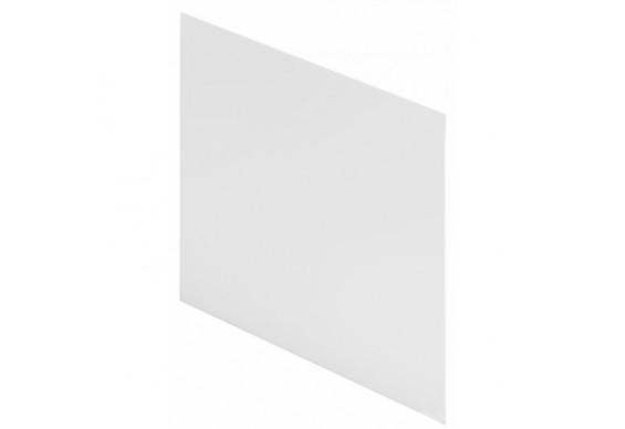 Бокова панель для прямих ванн Excellent 80x56 см, біла (OBEX.080.56WH)