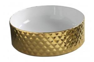 Умивальник на стільницю ArtCeram Rombo, gold (OSL0090156)