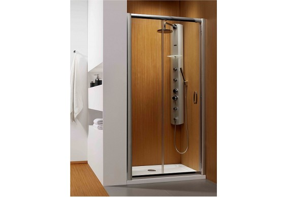 Душові двері в нішу Radaway Premium Plus DWJ 100 (33303-01-08N)