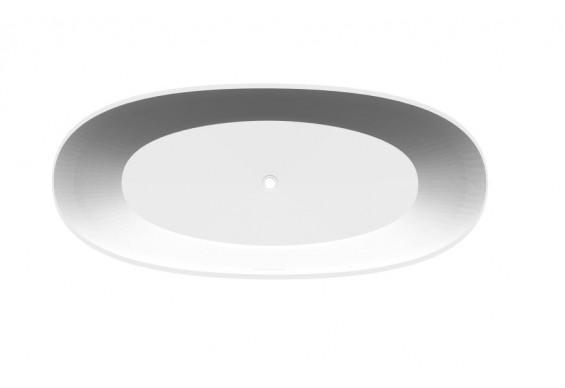 Ванна Riho Oval окремостояча 160x72 см (BS67)