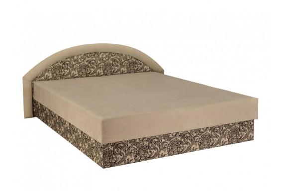 Двоспальне ліжко ТМ Віка Рівєра 140х200 (VKT140)
