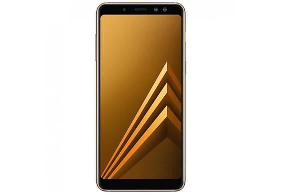Смартфон Samsung Galaxy A8 (A530)(2018) 32GB Gold (SM-A530FZDDSEK)