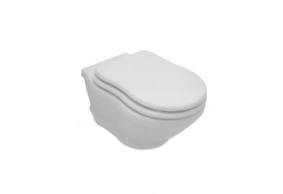 Підлоговий унітаз GSG TIME 54 см white glossy (TIWCSO000)