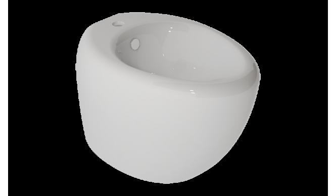 Підлогове біде GSG TOUCH 55 см white glossy (TOBI01000)
