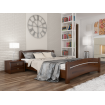 Двоспальне ліжко Естелла Венеція 140х190 буковий масив (DV-04.2)