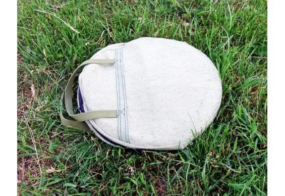 Чохол для сковороди-мангалу ДекоДім діаметром 30 см (SH-PA-12)