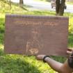 Подарункова коробка Декодім з гравіруванням на 6 шампурів 750x14x3 (DD-34)