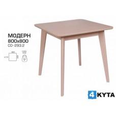 Стіл обідній Мелітополь Меблі Модерн 800х800 (СО-293.2)