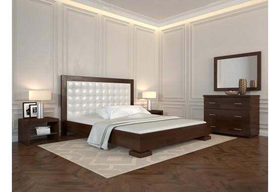 Двоспальне ліжко Арбор Древ Подіум 180х200 бук (DP180)