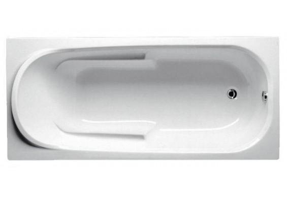 Ванна Riho Columbia пряма 150x75 см + ніжки (BA02)